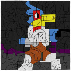 Short Hop Laser Falco (Deviant Art 16th B-day Sub)