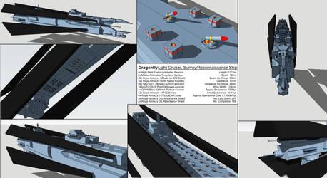 HMS Dragonfly by Orr8571