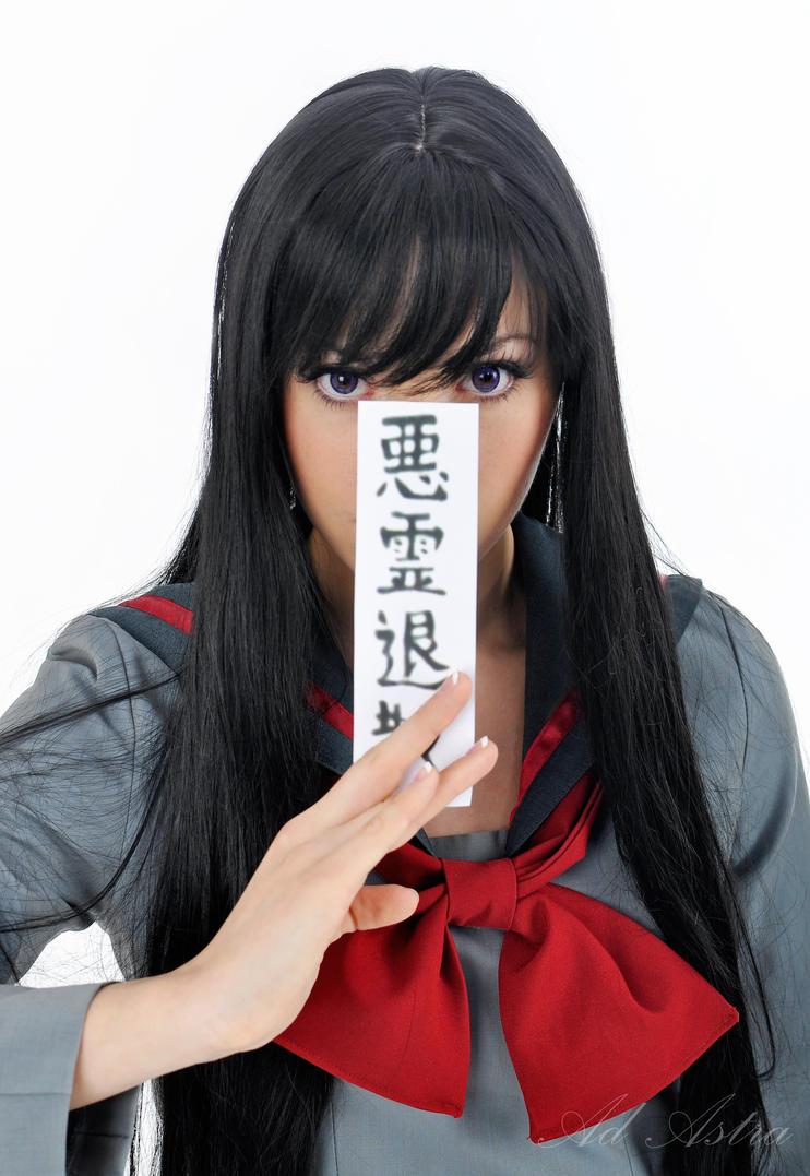 Rei Hino cosplay by Yana-Mio