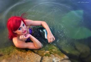 Little Mermaid by Yana-Mio