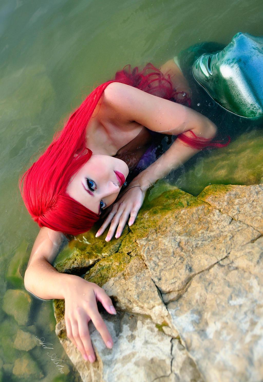 Ariel - little mermaid by Yana-Mio
