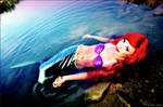 Ariel cosplay - little mermaid