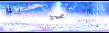 One sky ,One destiny by Runarea