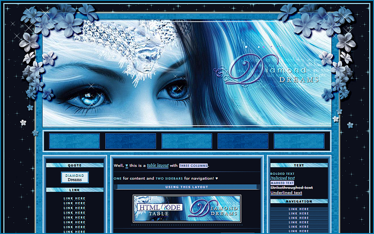 Diamond Dreams by Runarea