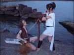 You lose -  Rg Veda cosplay