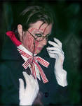 Stop the act, Mr.'Grell'