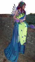 Flower Fairy by Runarea