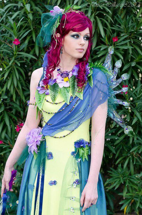 Flower Fairy 3 by Runarea
