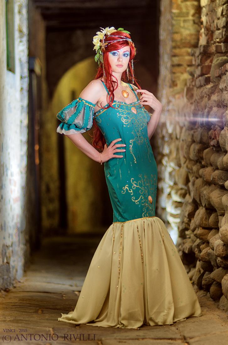 Ariel by Runarea