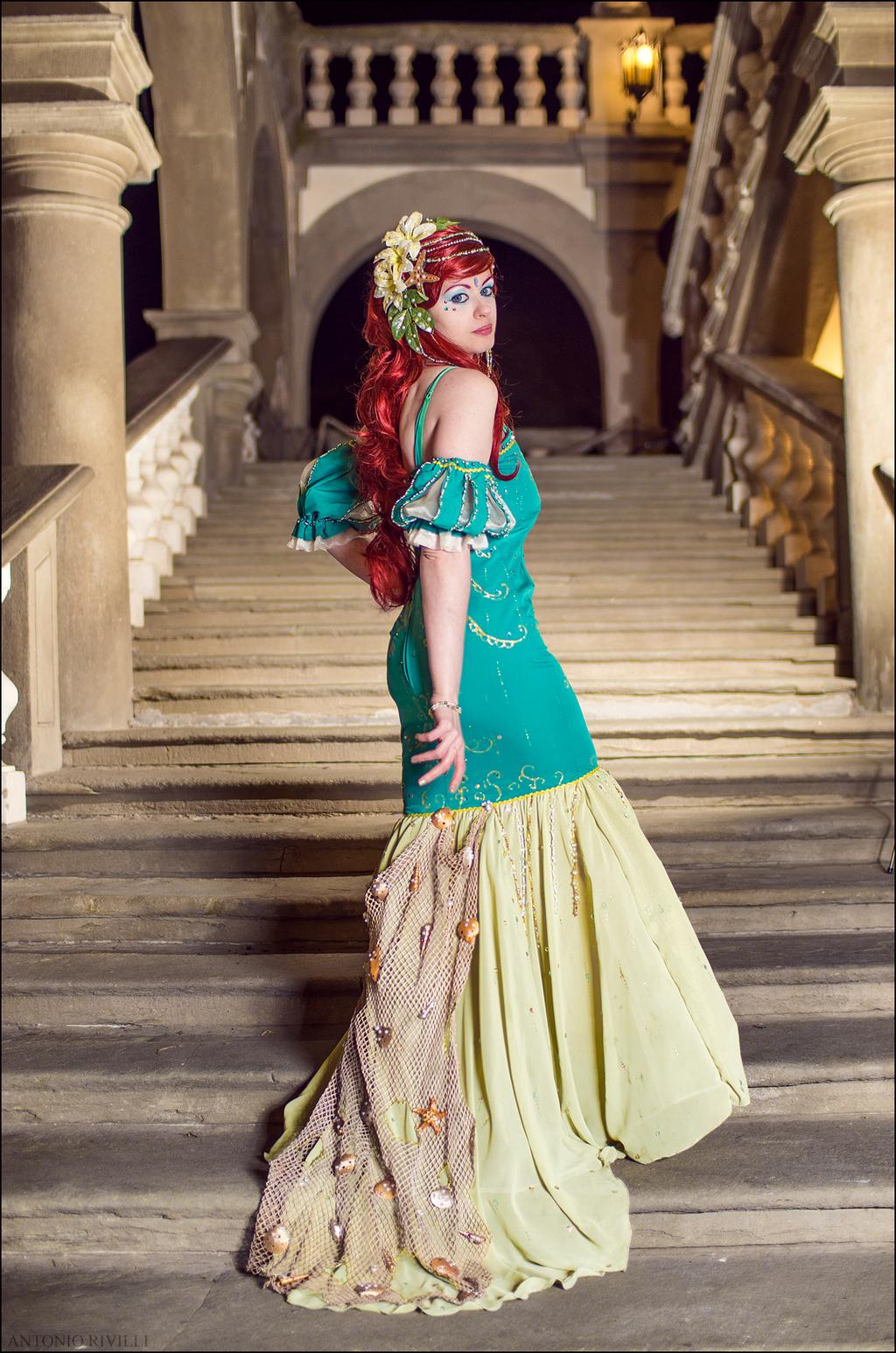 Ariel Art Nouveau 6 by Runarea