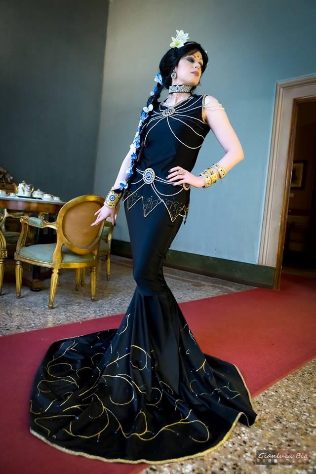 Mistress 9 Art Nouveau by Runarea