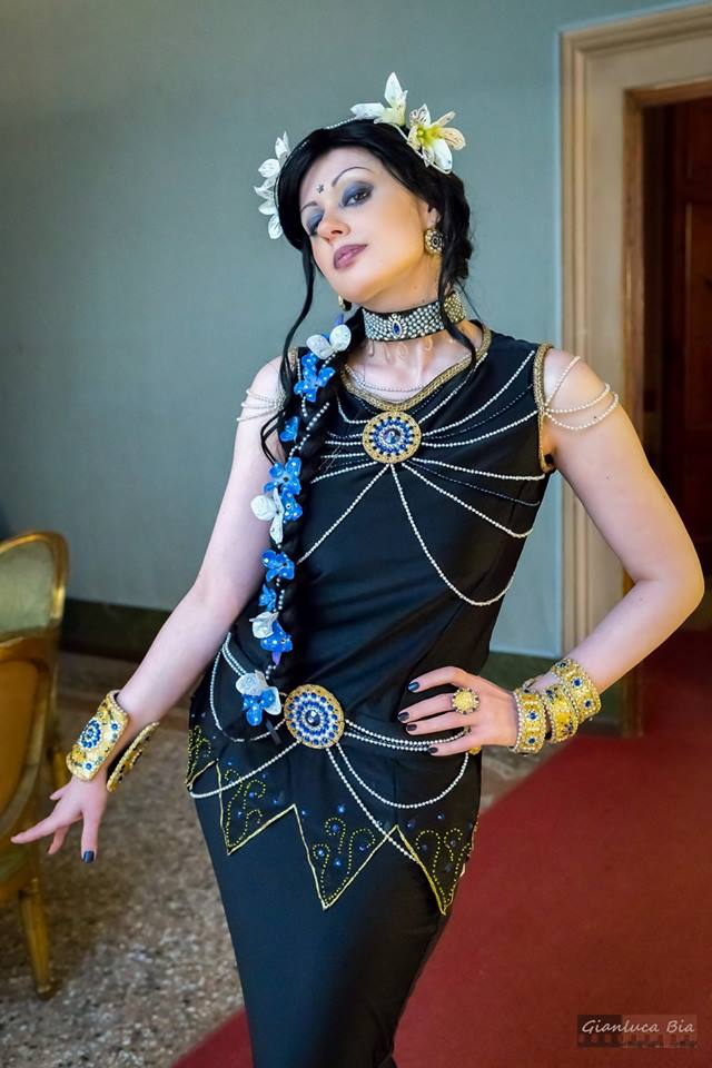 Mistress 9 Art Nouveau 2 by Runarea