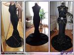 Mistress9 's Art Nouveau Dress