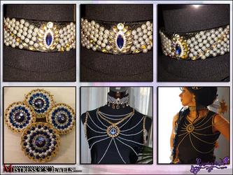 Mistress 9 's Art Nouveau Jewels 3