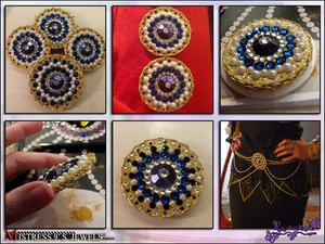 Mistress 9 's Art Nouveau Jewels 1