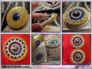 Mistress 9 's Art Nouveau Jewels 2