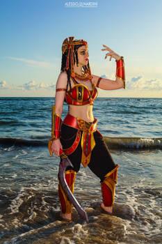 Sekhmet goddess of War