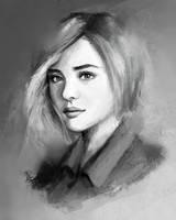 Chloe Moretz by revvriverse