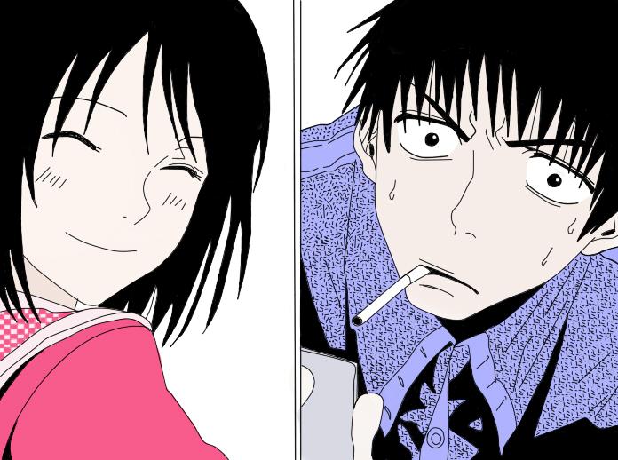 Nakahara Misaki And Tatsuhiro Sato By Satoneet On Deviantart