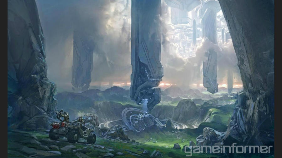 Halo 4 Wallpaper by Goyo-Noble-141