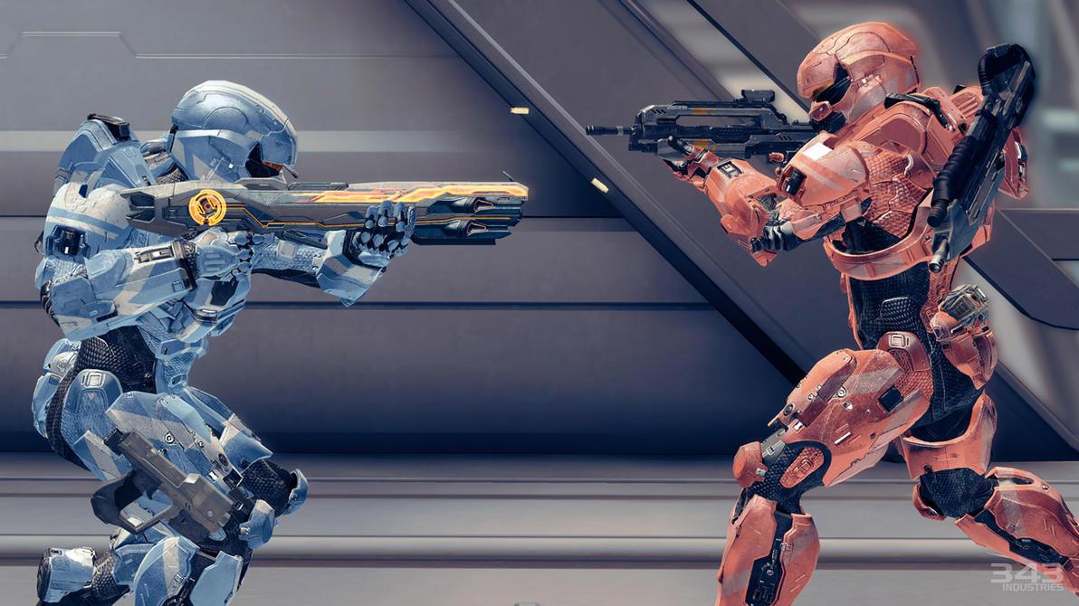 halo_4___spartan_lv_red_vs_blue_by_goyo_