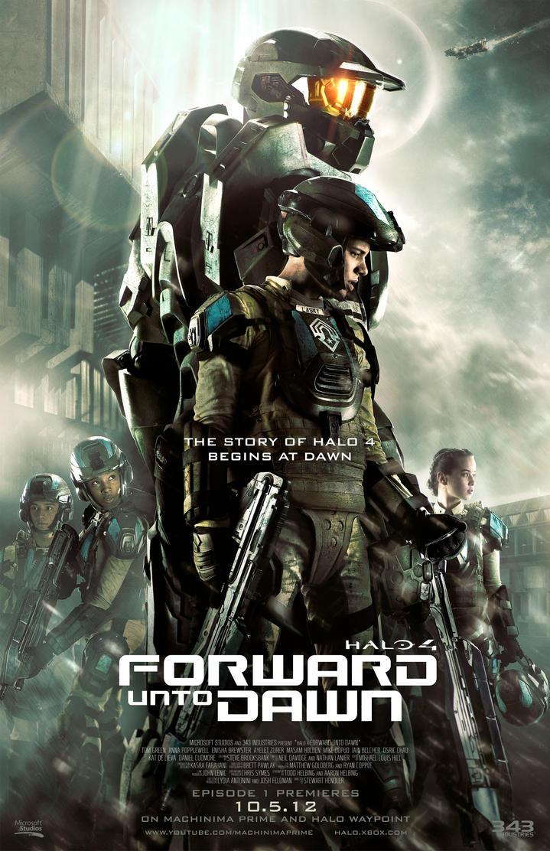 Halo 4 Forward Unto Dawn by Goyo-Noble-141