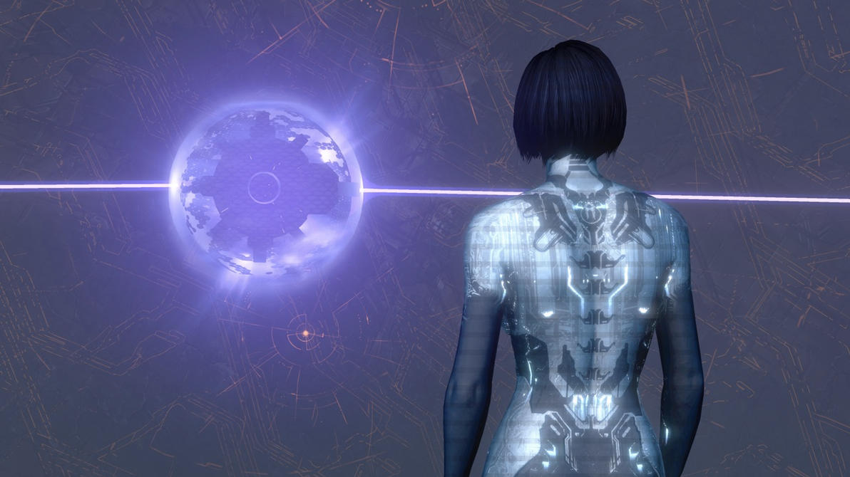 Halo 4 | Cortana by Goyo-Noble-141