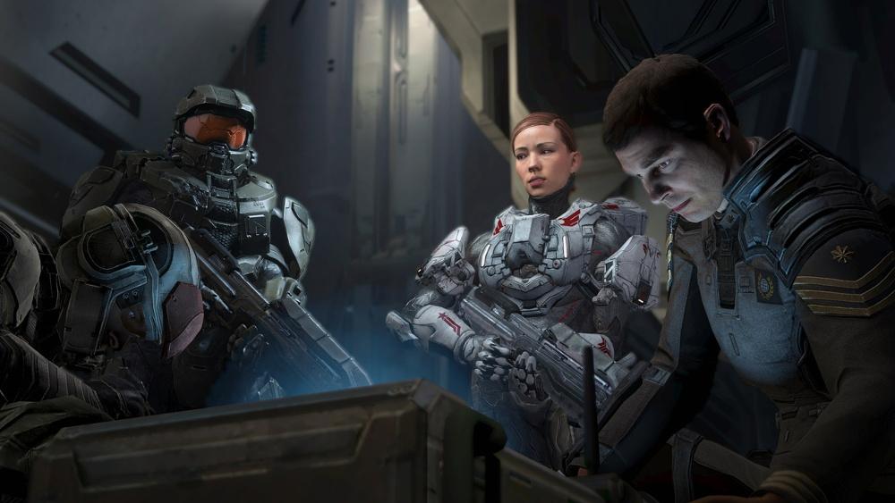 Halo 4 | Reunio by Goyo-Noble-141