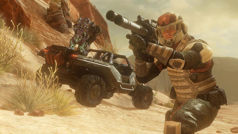 Halo 4 | Marine by Goyo-Noble-141