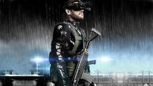 Naked Snake   Metal Gear Solid: Ground Zeroes