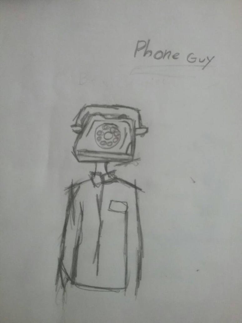 phone guy by nice-girl-xoxox