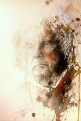 A Bilbo wishper by verda83