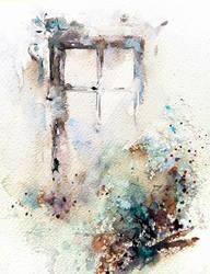 Finestra fiorentina by verda83