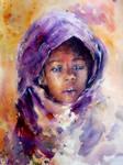 Sofia del deserto -for commission