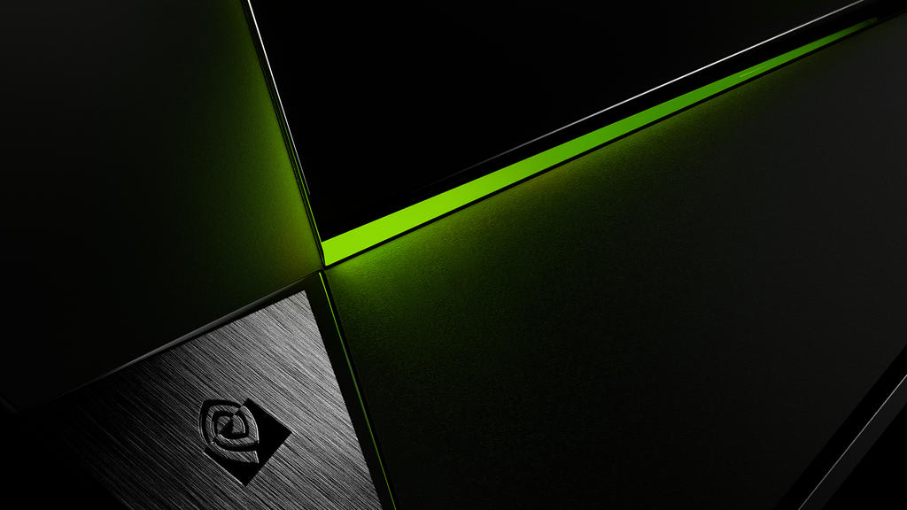 Nvidia Shield TV Wallpaper by PeterMac