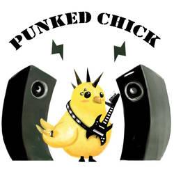 Punked Chick by IDACHI