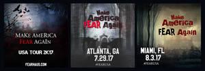 Make America Fear Again - Instagram Post Design