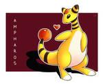 Pokemon - Ampharos