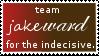 Team Jakeward Stamp by mekashiyu