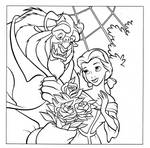 Disney Princess Belle and Beast
