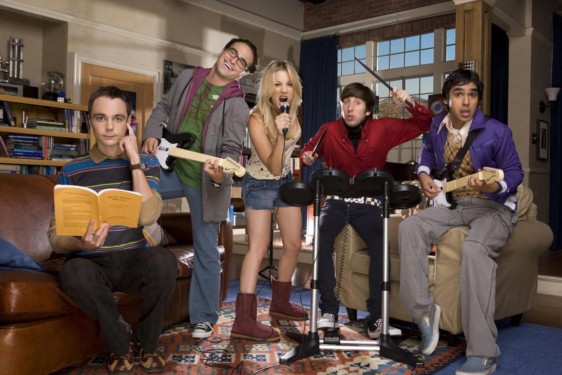 The Big Bang Theory Wallpaper By Markos040122