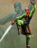 The Monk by davisales