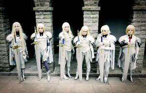 Claymore by absolutequeen