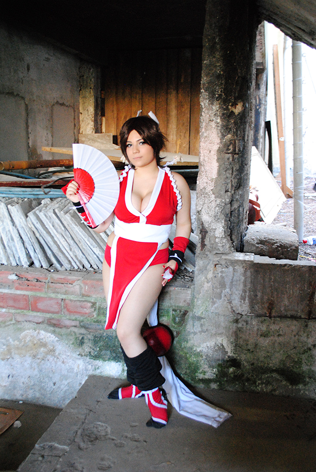 Mai Shiranui by absolutequeen