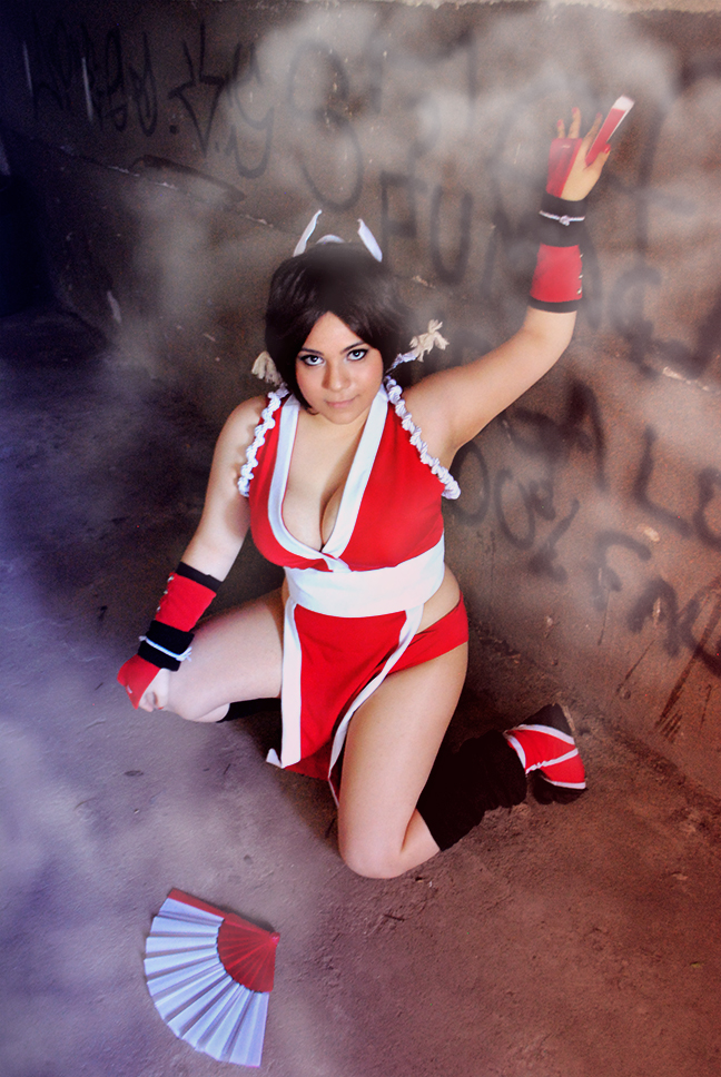 Mai Shiranui 02 by absolutequeen