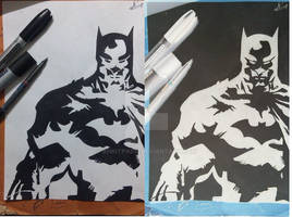 Batman ( inverted)