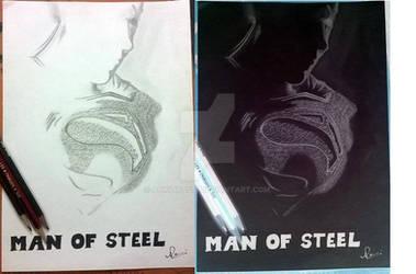 Man of Steel - Invert!!