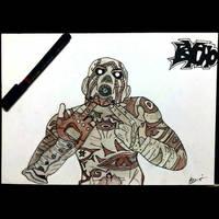 Psycho from Borderlands 2