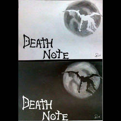 Death Note (Inverted)