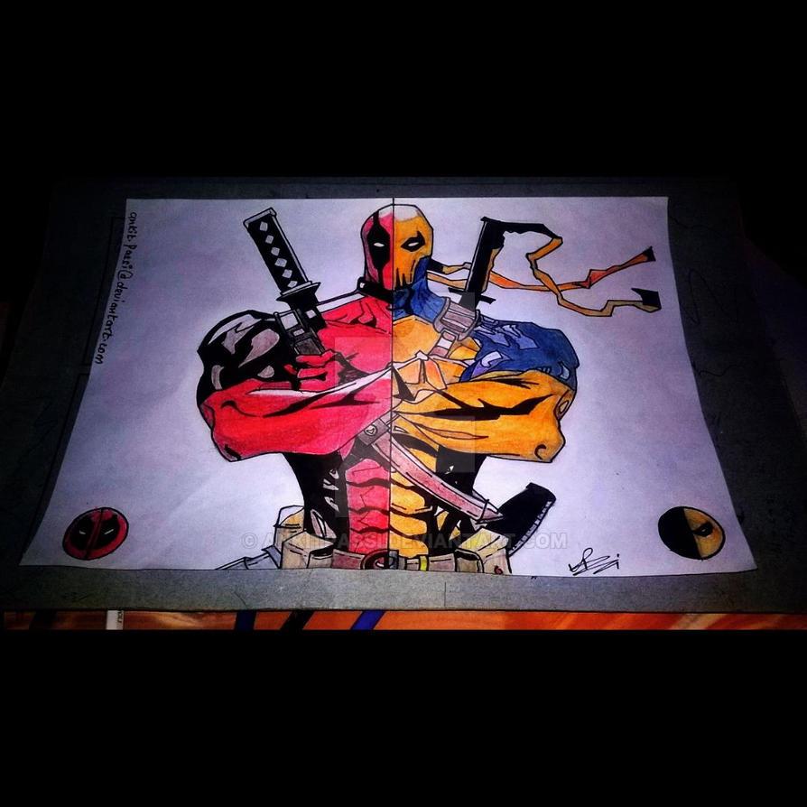 Deadpool-DeathStroke (...